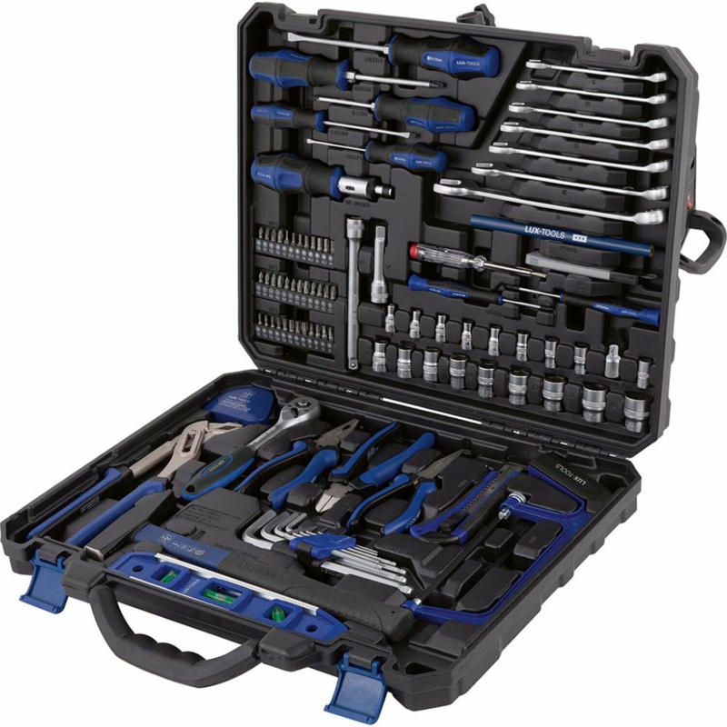 LUX Werkzeugkoffer 108-teilig