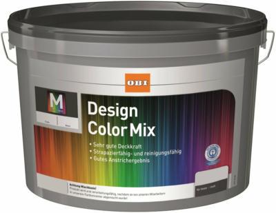 OBI Design Color Mix M1 matt 2,5 l