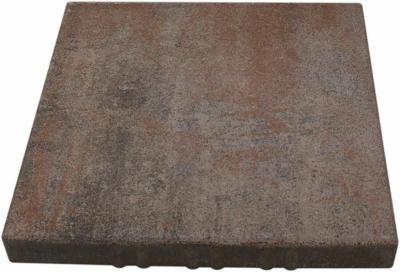 Terrassenplatte Modern Muschelkalk 40x40x4cm