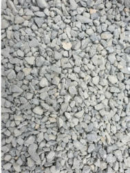 Scherf Marmorsplitt Donau-Blau 4-8 mm 15 kg PE-Sack
