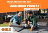 OBI: Außenbau-Projekt