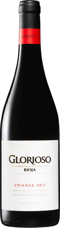 Glorioso Crianza DOCa Rioja, 2017, Rioja, Spagna, 75 cl