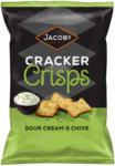 OTTO'S Jacob's Cracker Crisps Sour Cream & Chive 150 g -