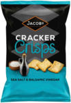 OTTO'S Jacob's Cracker Crisps Salt & Balsamico 150 g -