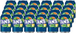 Fanta Lemon & Elderflower 24 x 33 cl -