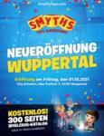 Smyths Toys Smyths Toys: Neueröffnung Wuppertal - bis 06.10.2021