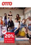 Otto 20% Sparen - bis 04.10.2021