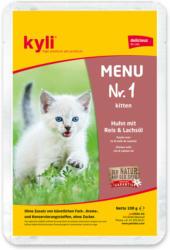 kyli Menu Nr. 1 Kitten 12x100g