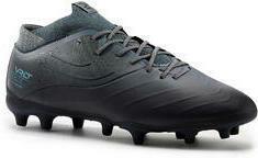 Fussballschuhe Nocken VIRALTO IV Premium FG Leder schwarz