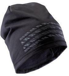 Mütze Fussball Keepdry 500 Damen/Herren schwarz