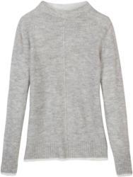 Damen-Pullover mit Glitzereffekten