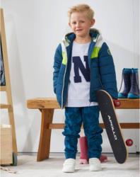 Kinder-Jungen-Thermohose mit Aufnäher