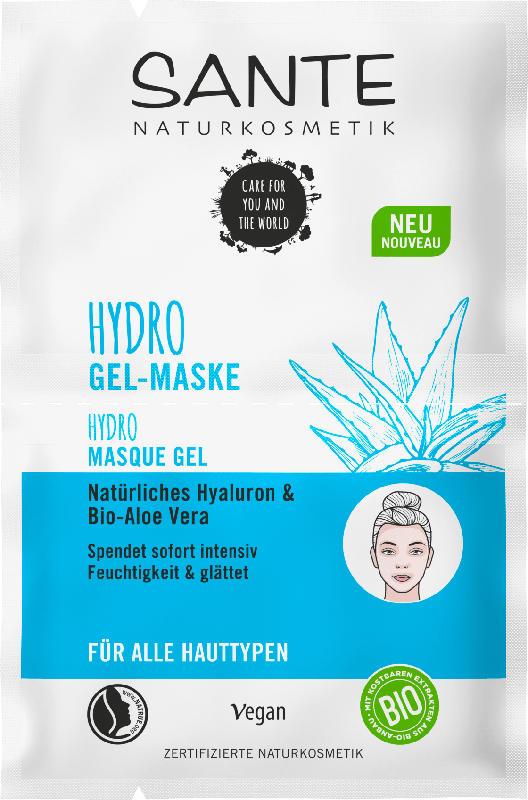 Sante Maske Gel Hydro 2x4ml