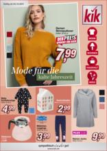 Kik: Mode für die kalte Jahreszeit