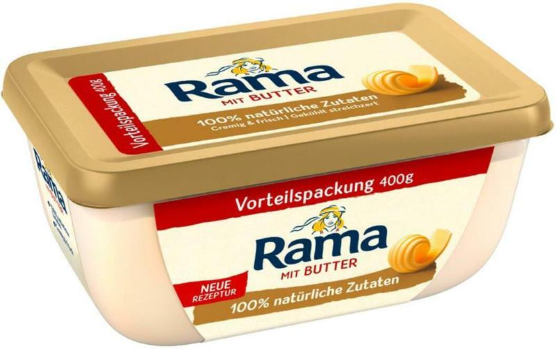 Rama mit Butter Vorteilspack