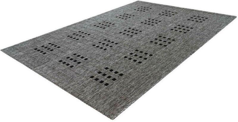 Teppich Silber B/l: Ca. 120x170 Cm