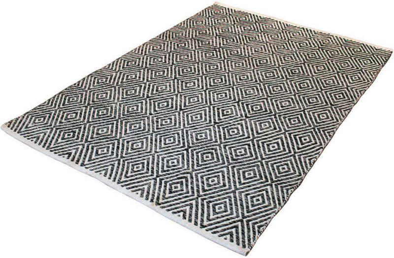 Teppich Grau B/l: Ca. 80x150 Cm