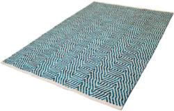Teppich Blau B/l: Ca. 160x230 Cm
