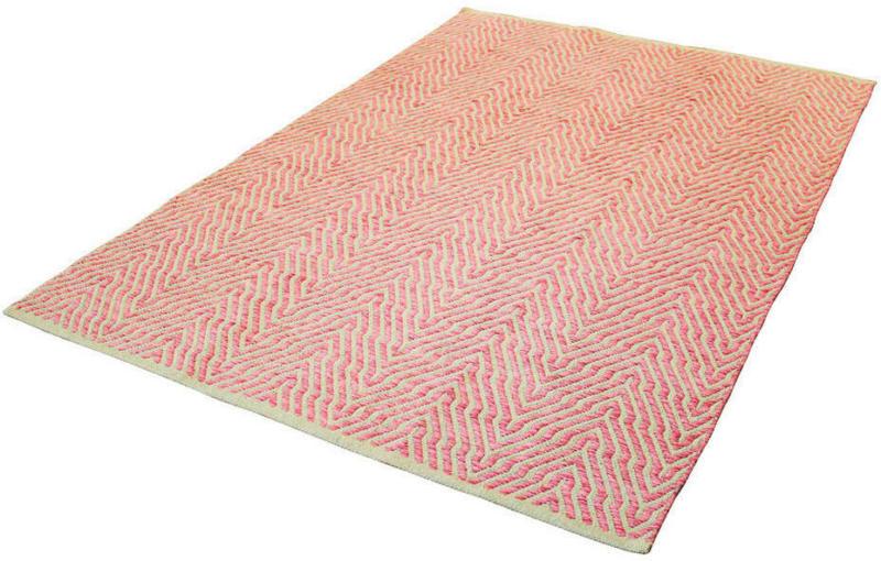 Teppich Pink B/l: Ca. 80x150 Cm