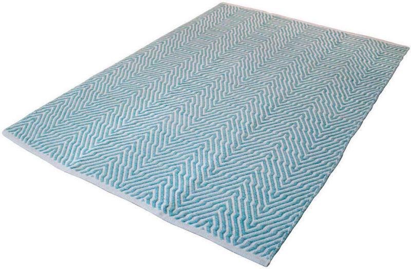 Teppich Türkis B/l: Ca. 80x150 Cm