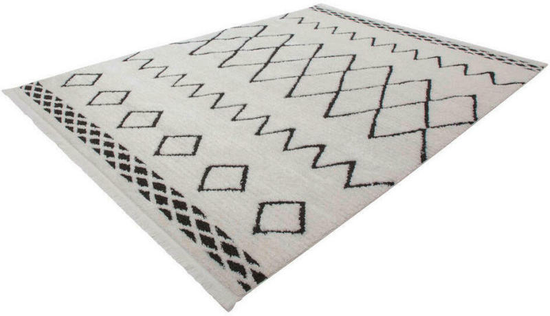 Teppich Schwarz B/l: Ca. 80x150 Cm