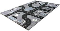 Teppich Silber B/l: Ca. 80x150 Cm
