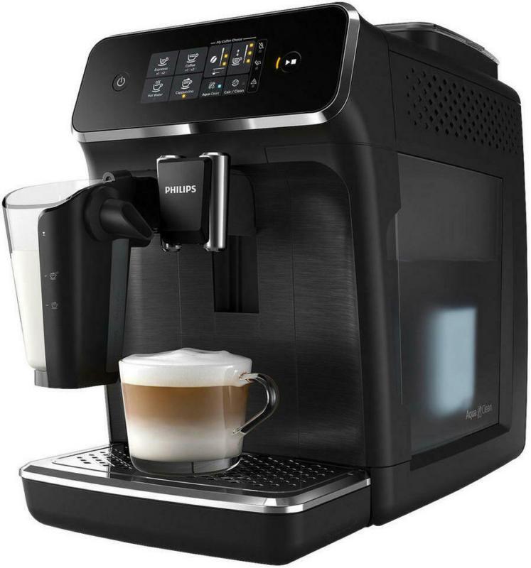 Philips Kaffeevollautomat Ep2232/40 Schwarz B/h/t: Ca. 24,6x37,1x43,3 Cm