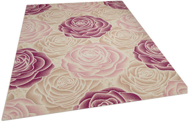 Webteppich Saphir Rosa B/l: Ca. 160x230 Cm