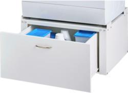 Waschmaschinen-unterschrank Weiß Stahl