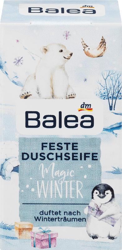 Balea Kids Feste Duschseife Magic Winter