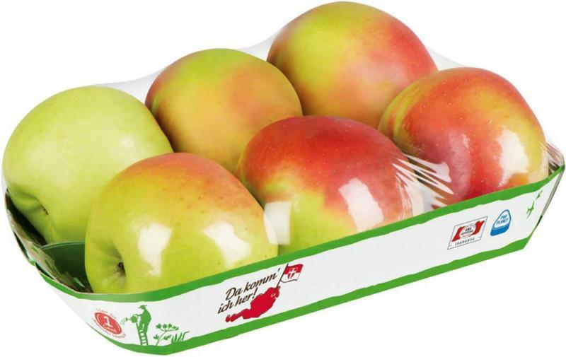 Da komm ich her! Kronprinz Apfel Tasse aus Österreich
