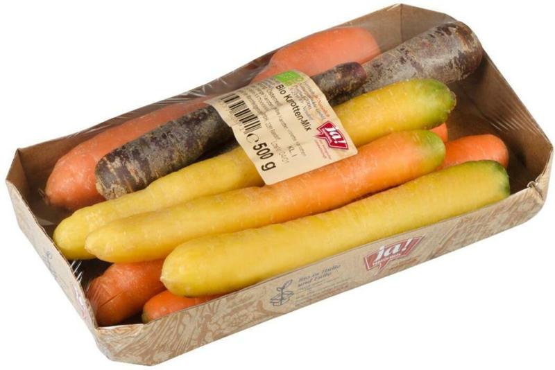 Ja! Natürlich Bio Karotten Mix aus Österreich