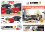 Möbel Eilers GmbH Polster-Aktionstage - bis 18.10.2021