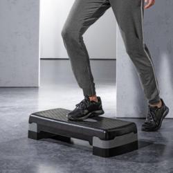 Fitness-Steppbrett mit Höhenverstellung, ca. 68x28cm