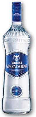 GORBATSCHOW WODKA 40% 1L