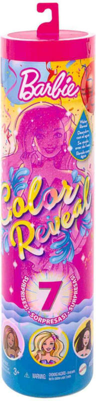 Barbie Color Reveal Party -