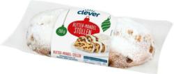 Clever Butter-Mandel-Stollen