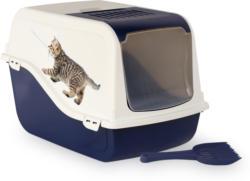 MP Bergamo Toilette pour chats Ariel Deca bleu