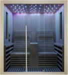 mömax Ansfelden - Ihr Trendmöbelhaus bei Linz Infrarotkabine Carbon 2 in Braun ca. 180x195x150cm