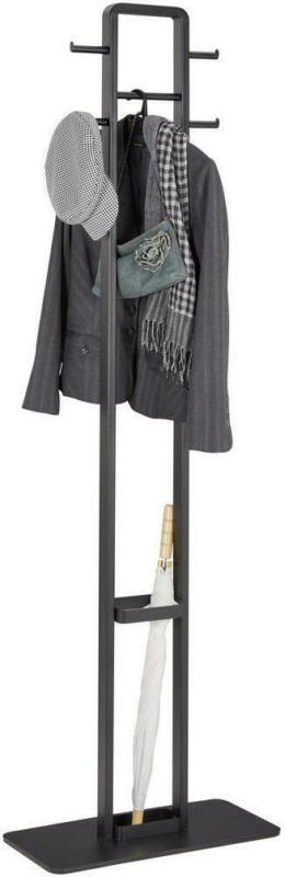 KleiderstÀnder in Schwarz 56/180/28 cm