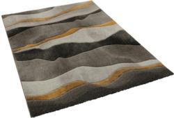Webteppich Brilliance Grau B/l: Ca. 80x150 Cm