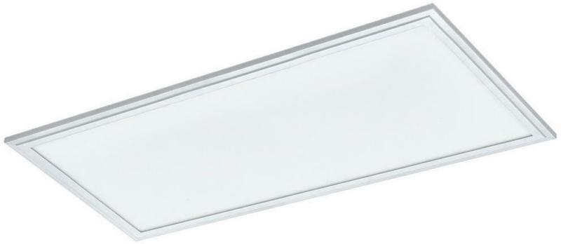 Edi-light Deckenleuchte 32859 Weiß Kunststoff B/l: Ca. 30x60 Cm