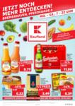 Kaufland Kaufland: Wochenangebote - bis 20.10.2021