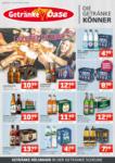 Getränke Oase Getränke Oase: Wochenangebote! - bis 16.10.2021