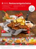 XXXLutz Flugblatt - XXXL Restaurantgutscheine