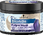 dm-drogerie markt Schwarzkopf Blonde Tönungsmaske Anti-Gelbstich - bis 31.10.2021