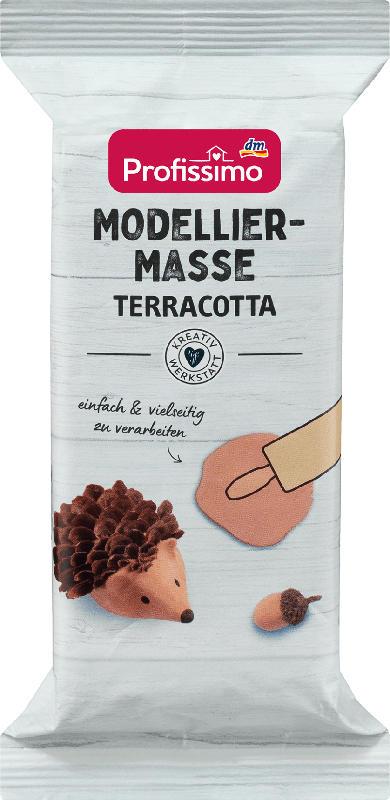 Profissimo Modelliermasse terracotta