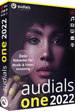 PC - Audials One 2022 (Code in a Box) /D