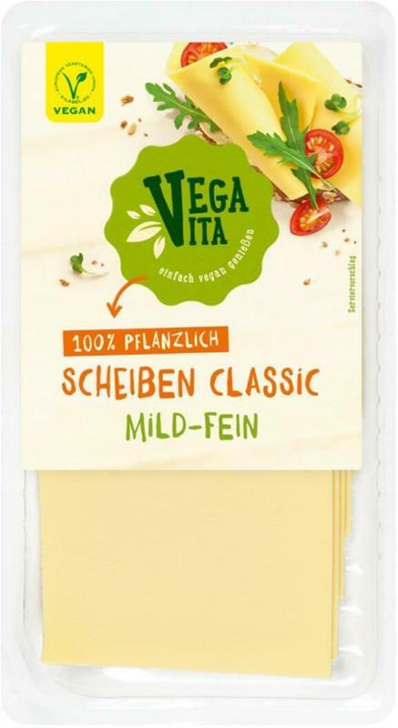 Vegavita Käsescheiben Classic