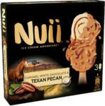 BILLA PLUS Nuii Caramel White Chocolate & Texan Pecan 3er